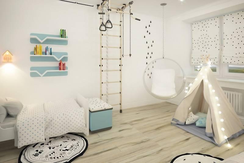 Детская в скандинавском стиле: фото удивительных дизайнов интерьера | дом мечты