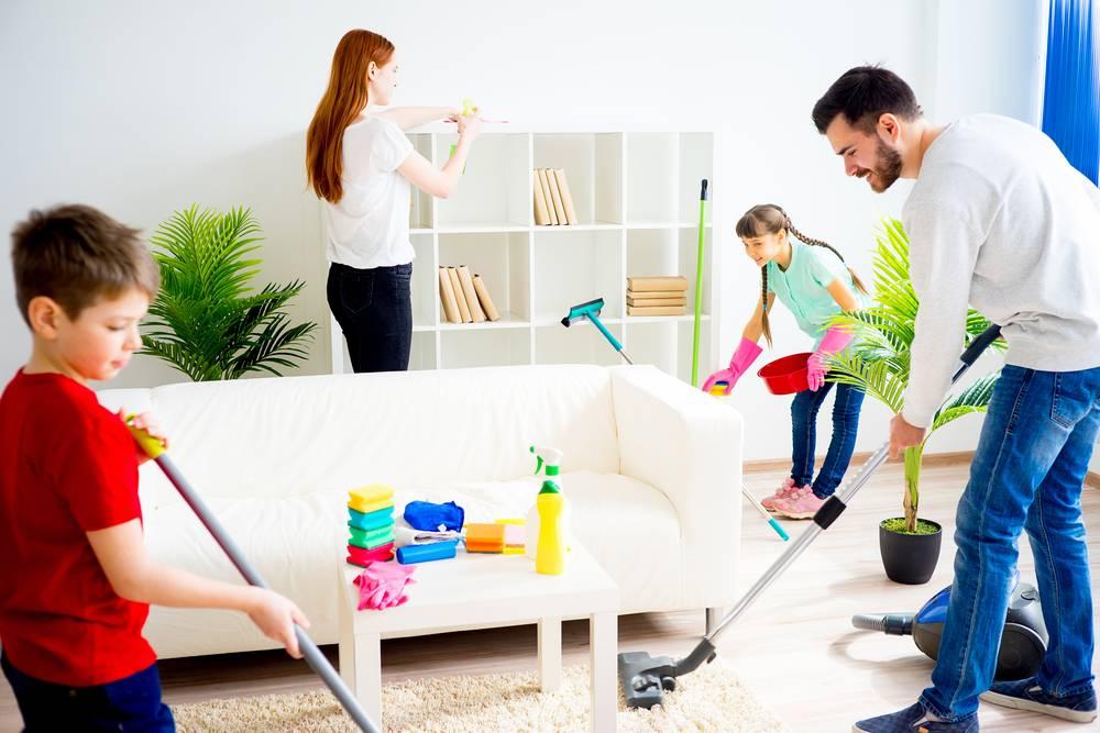 Дела домашние. что можно поручить малышу?