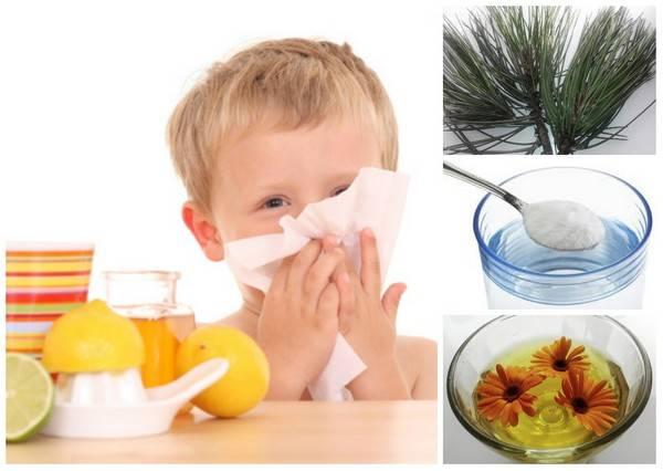 Лечение синусита дома народными средствами
