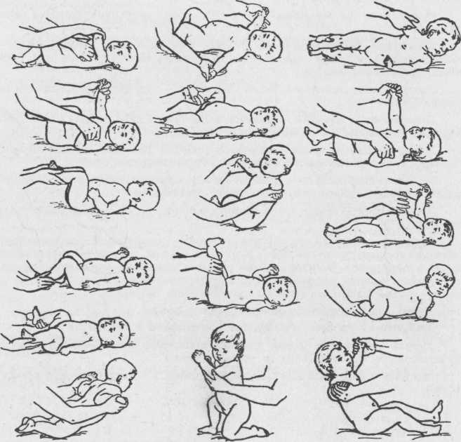 Массаж и лечебная гимнастика при врождённой мышечной кривошее