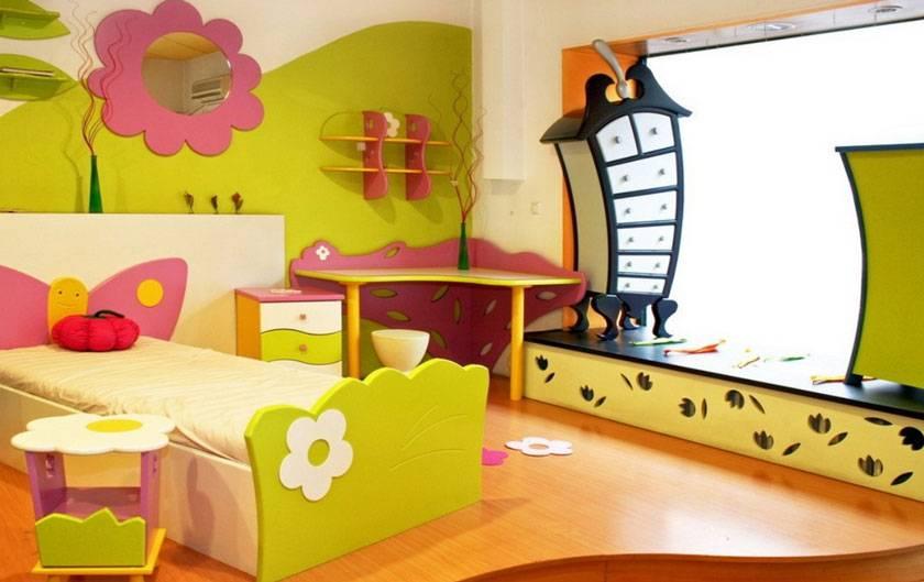 С какого возраста ребенку нужна отдельная комната?