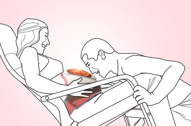 Как правильно спать во время беременности - позы, приспособления