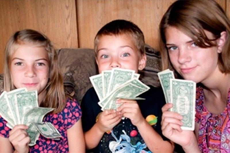 Дети и деньги или как научить ребенка управлять деньгами   блог 4brain
