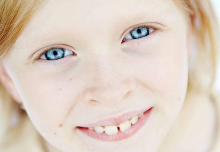 Детские линзы для глаз