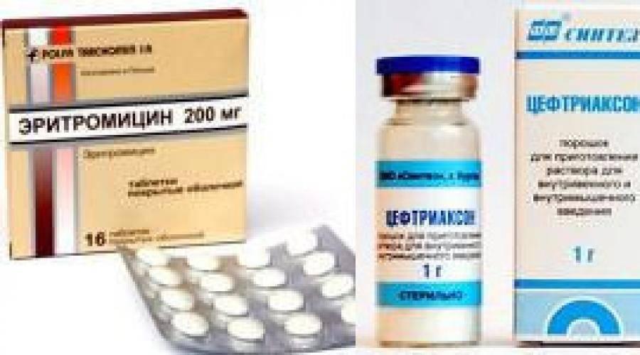 Какие антибиотики можно пить при грудном вскармливании