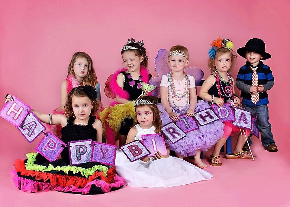Ребенку годик: как отметить день рождения