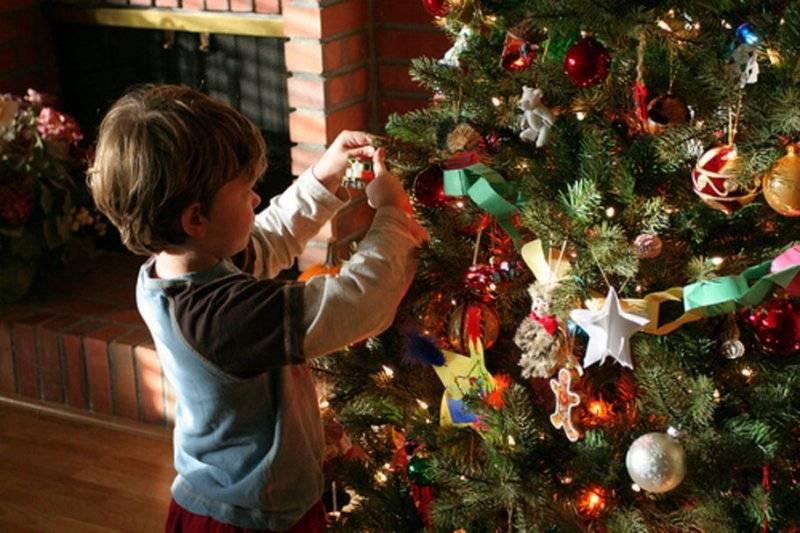 Как красиво украсить елку на новый год: идеи и правила украшения елочки дома