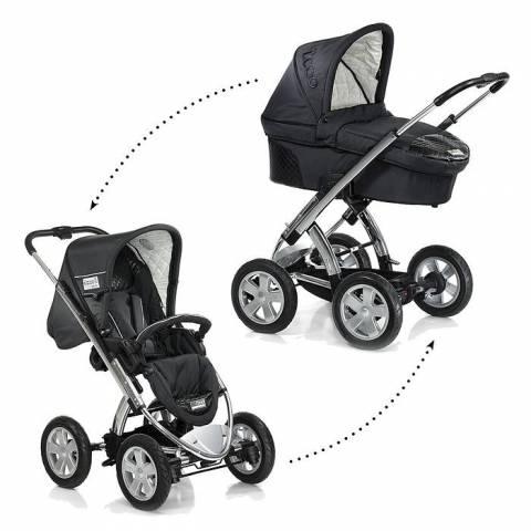 Как выбрать легкую коляску 2 в 1. детская коляска трансформер